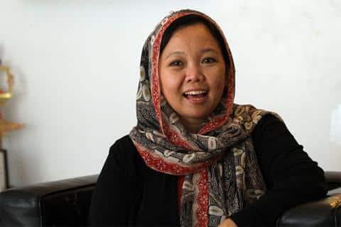 Alissa Wahid Sudah Ngabdurahman