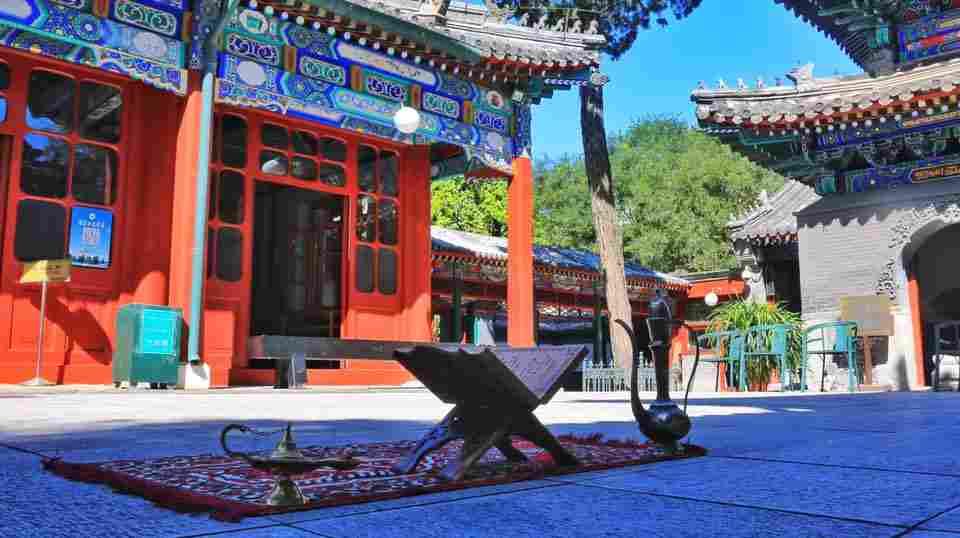 Merasakan Denyut Muslim Beijing 7