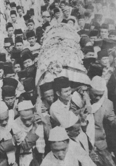 Maziah dan Wasiat Mbah Ma'shoem Lasem