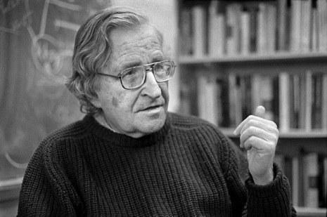 Noam Chomsky dan Gerakan Islam Progresif