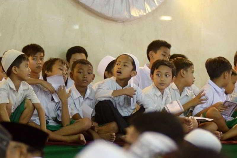 anak anak masjid