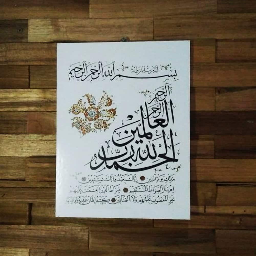 Tafsir Surah Al Fatihah Bagian 1 Alifid