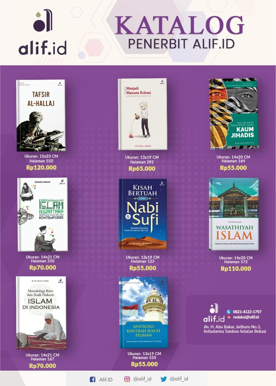 Katalog Buku Alif.ID